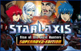 دانلود Starlaxis Supernova Edition