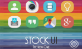 دانلود Stock UI Icon 164.0 for Android +4.0