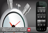 دانلود StopWatch & Timer Plus 1.27 for Android +3.0