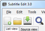 دانلود Subtitle Edit 3.5.11 + Portable