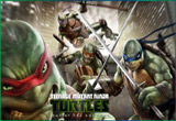 دانلود Teenage Mutant Ninja Turtles - Out of the Shadows