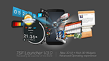دانلود TSF Shell 3D Launcher Prime 3.9.0 for Android +2.2