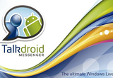دانلود Talkdroid MSN Messenger 1.0 for Android