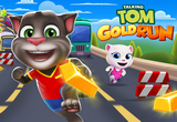 دانلود Talking Tom Gold Run 5.9.0.716 for Android +4.1
