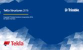 دانلود Tekla Structures 2016i SP6 x64 / 2017i SP1 x64
