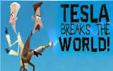 دانلود !Tesla Breaks the World
