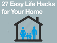 دانلود The 27 Easy Life Hacks For Your Home