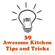 دانلود The 39 Awesome Kitchen Tips and Tricks