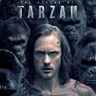 دانلود The Legend of Tarzan 2016