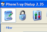 دانلود PhoneTray Dialup 2.35