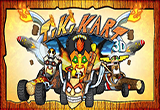 دانلود Tiki Kart 3D 7.1 for Android +2.3