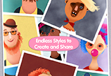 دانلود Toca Hair Salon 2 v1.0.6 for Android +4.0.3