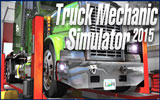 دانلود Truck Mechanic Simulator 2015