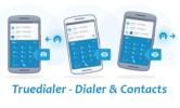 دانلود Truedialer - Dialer & Contacts 3.65 for Android +4.0