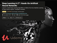 دانلود Udemy - Deep Learning A-Z™ Hands-On Artificial Neural Networks 2019-7 + 2019-12