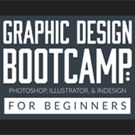 دانلود Udemy – Graphic Design Bootcamp: Part 1