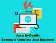 دانلود Udemy - Java In-Depth Become a Complete Java Engineer! 2019-3