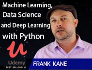 دانلود Udemy - Machine Learning, Data Science and Deep Learning with Python