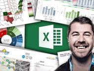 دانلود Udemy - Microsoft Excel - Advanced Excel Formulas & Functions