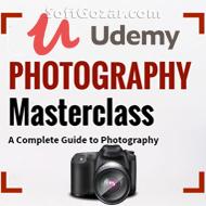 دانلود Udemy - Photography Masterclass A Complete Guide to Photography
