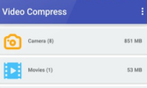 دانلود Video Compress 3.7.03 for Android +4.0