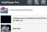 دانلود VitalPlayer Pro 2.1.4 for Android
