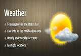 دانلود Weather 4.3.2 for Android +3.0