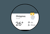 دانلود Weather Timeline 12.4.15 for Android +4.0