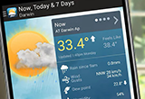 دانلود Weatherzone Plus 5.0.5 for Android +2.1