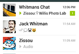 دانلود WhatsApp Messenger 2.17.378 for Android +4.0