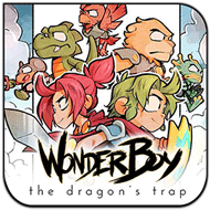 دانلود Wonder Boy The Dragons Trap