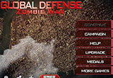 دانلود Zombie War 1.2.3 for Android