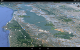 دانلود Google Earth 9.121.0 for Android +4.0