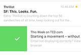 دانلود Mailbox 2.1.0 for Android +4.0