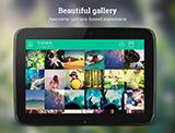 دانلود Piktures Gallery Photo & Video 2.8 for Android +4.1
