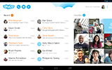 دانلود Skype 8.31.0.92 / Business 6.21.0.7 for Android +4.0