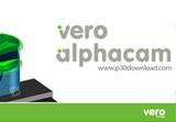 دانلود Vero Alphacam 2017 R1 SP2 / 2016 R2 SP3 x86/x64