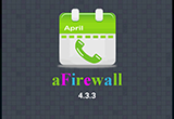 دانلود aFirewall call and sms blocker 5.0.7 for Android +4.4