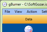 دانلود gBurner 4.8 Full + Virtual Drive x86/x64