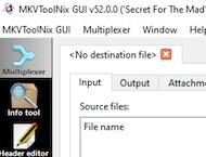 دانلود MKVToolNix 52.0.0 Win/Linux + Portable