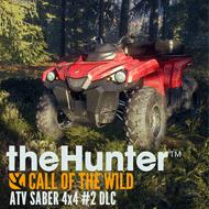 دانلود theHunter Call of the Wild - ATV SABER